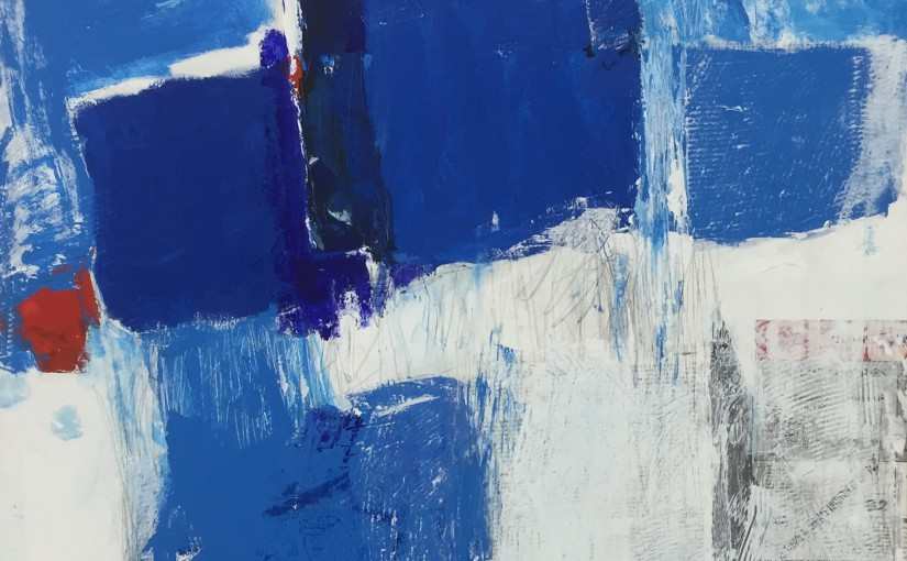 """Yu Byoung-Ho solo exhibition """"blue & jazz"""" – May, 17th~31st"""